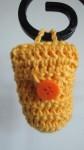 Réf : A113 - Sac à dos orange pour Barbie ou Pulipp dans Accessoires Poupees sac-a-dos-orange-84x150
